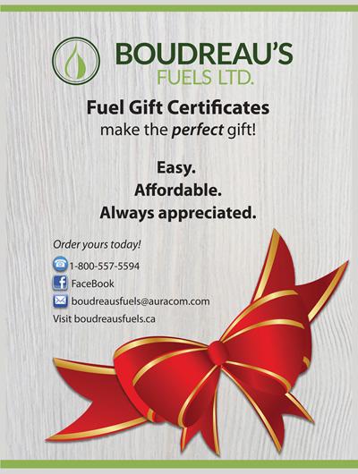 Fuel Gift Certificates